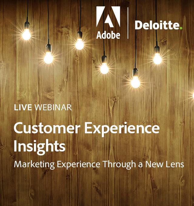 Marketing Experience Through a New Lens
